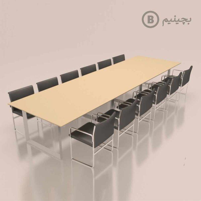 میز کنفرانس 10 نفره