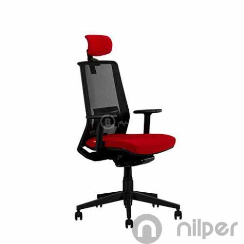 صندلی نیلپر اداری SM850