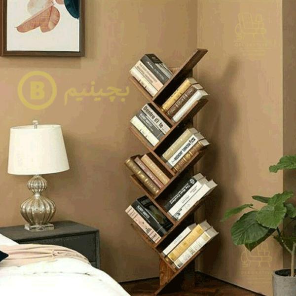 کتابخانه-درختی